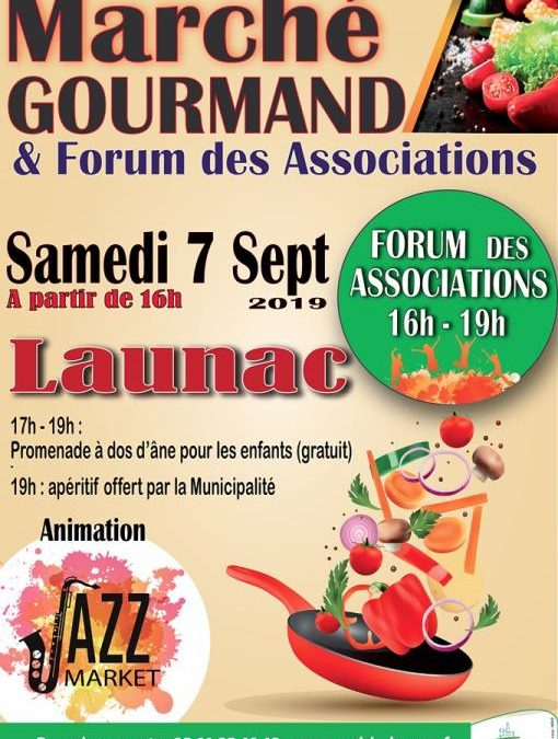 Forum des associations de Launac