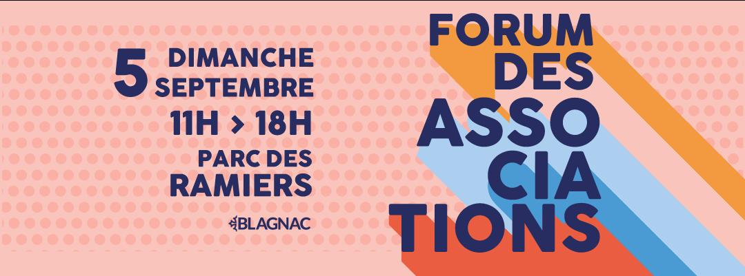 Forum des associations Blagnac 2021