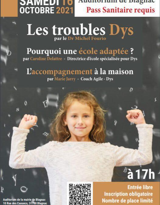 Journée nationale des DYS 2021