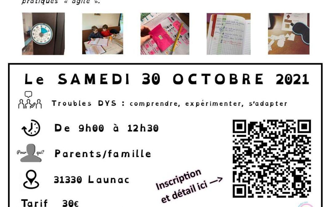 30/10/2021 Ateliers parents